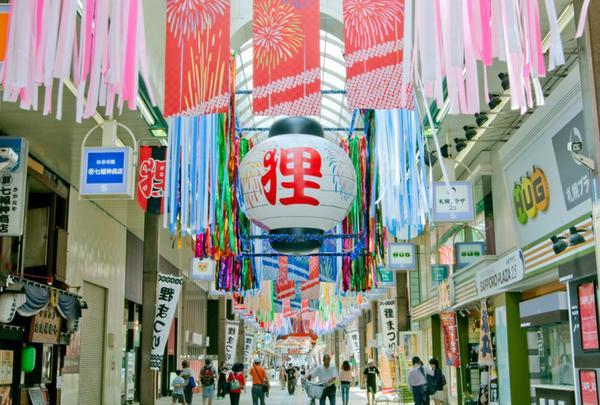 狸小路商店街の写真・動画_image_247474