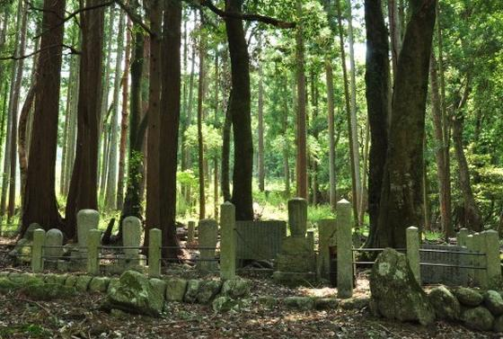 赤穂浪士・寺坂吉右衛門のお墓