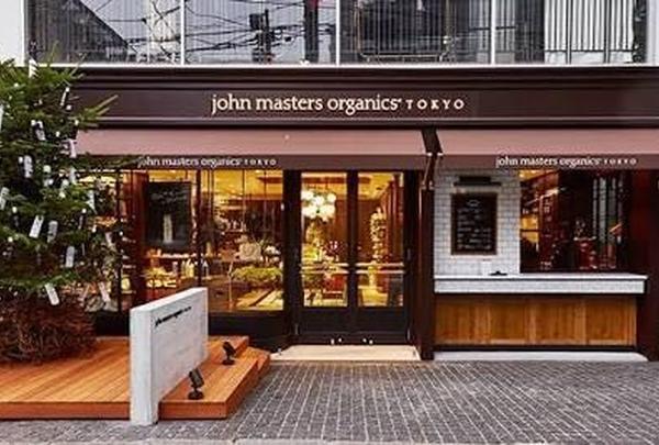 john masters organic TOKYO