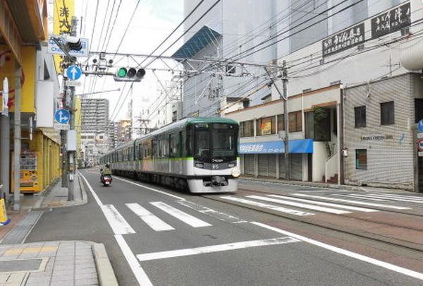 京阪電気鉄道京津線