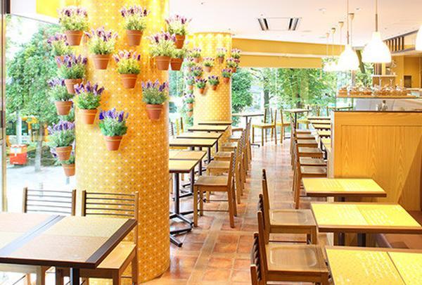 L'OCCITANE カフェ 池袋店 テラス・ド・プロヴァンス