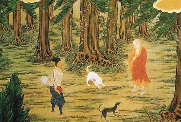 丹生明神と狩場(高野)明神の導き