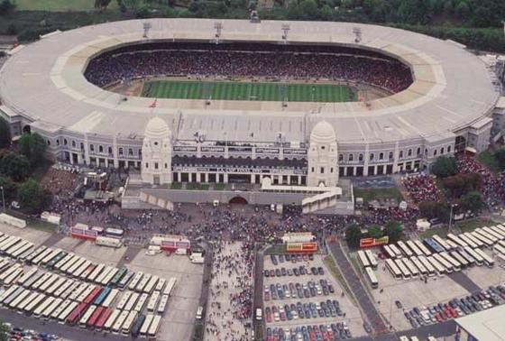 旧ウェンブリースタジアム