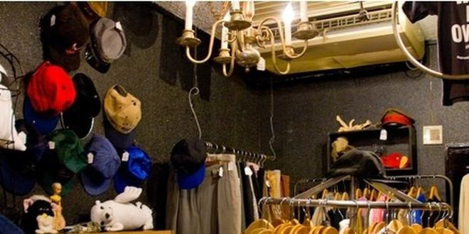 ひとりでも誰かとでも!高円寺の古着屋さんでショッピング!